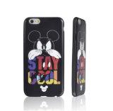 Nueva célula de encargo del estilo TPU/cubierta/caja del teléfono móvil para el caso 6s del iPhone 6 del iPhone 5