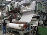1575mm 단 하나 건조기 단 하나 실린더 조직 기계 5ton 화장지 기계 (3-6TPD)