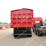 Alta calidad pesada del carro de descargador del carro de vaciado de la explotación minera de Sinotruk Styer