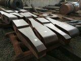 合金のツールの鋼鉄フラットバーは版を造った