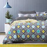 寝具は100%年の綿の寝具ラインを女の子の寝具セットする