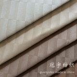 Breve pelle scamosciata del mucchio con bronzare processo per i coperchi del sofà