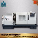 Qk1322 Filetage automatique de tuyau CNC Cutting Machine Tool Lathe
