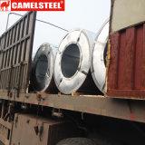 Enrugamento PPGI usado na bobina de aço dos materiais de construção