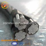 Obenliegendes ABC-Kabel-/Aluminium-XLPE Kabel ACSR 3*1/0AWG Neritina