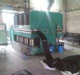 ゴム製部品のための加硫の版の機械装置