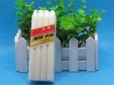 Blanco hogar fábrica de velas