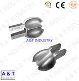Bastidor de inversión sólido del acero de aleación de la pieza de la válvula de las instalaciones de tuberías