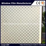 Pellicola decorativa 1.22m*50m della finestra di vetro della pellicola della finestra della scintilla di nuovo disegno