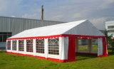 6X12 PVCまたはPE党玄関ひさしの結婚式のテント(P-0612)