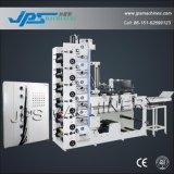 Machines d'impression de roulis de film plastique de Jps480-6c-B pour PVC/PE/OPP/Pet/PP/BOPP/BOPE