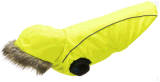 Куртка полиэфира зимы собаки напольная с клобуком