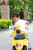 차에 아기 전동기 자전거 탐