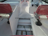 Aqualand 17feet 5.2m Fiberglass Speed Boat/Sports Fishing Boat/Motor Boat (170)