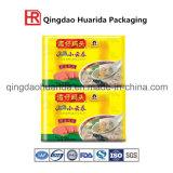 Processus spécial de l'emballage plastique Sac en plastique alimentaire les emballages alimentaires pour les arachides