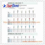 Lucidatore dentale di gomma di figura del richiamo di strumentazione dentale