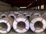 bobine en acier de la bobine enduite par couleur PPGI en bois de 0.15mm-0.6mm pour la construction