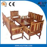 1300*2500mm/Maquinaria de madera CNC Router CNC Máquina de corte de madera con ruedas de presión