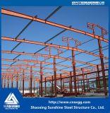 Stahlkonstruktion-Werkstatt mit ISO-Qualität