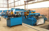 Transformer Corrugation Fin Production Line Fin Folding Auto Welding Machinery