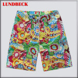 Hot Sell Men's Beach Shorts com design de moda