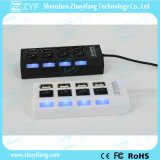 4 mozzo Port 2.0 (ZYF4231) del USB degli interruttori 4 LED 4