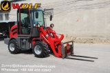 China Mini Loader 908 com Pallet Fork