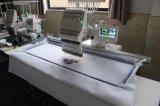 布の長い服の大きい領域の刺繍機械高速の1200年のSpmの単一のヘッドフラットキャップのUnifromの刺繍機械