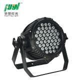 54PCS*1/3W LEDの標準は防水をつける