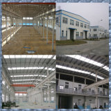 Estrutura de aço pré projetada para armazém, oficina, construção de aço