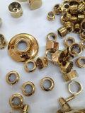 Máquina de la vacuometalización del negro del bronce del oro de Rose del oro del grifo