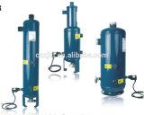 Separador de petróleo helicoidal com reservatório de petróleo, separador de Resour de petróleo