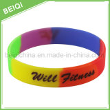 Wristbands di gomma personalizzati regali promozionali poco costosi