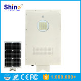 15W SMD LED Tipo All in One Luz de calle solar