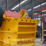Trituradora de quijada de la roca de Yuhong con el certificado de la ISO y del Ce en precio favorable