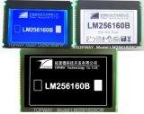 256X160 도표 LCD 디스플레이 옥수수 속 유형 LCD 모듈 (LM256160)