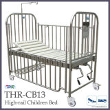 Enfants Lit Stainless-Steel Haut Rail (thr-CB13)
