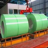 Dure bobine en acier en acier de PPGI enduite pleine par couleur PPGI