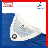 Projetar sua equipe possuem todos os uniformes da camisola do hóquei do gelo do Sublimation do logotipo