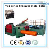 Schrott-Stahlballenpreßhydraulischer Metalballen, der Maschine herstellt