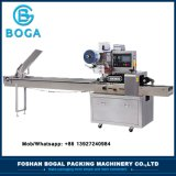 Machine à emballer automatique à grande vitesse de palier de machine de paquet de gâteau de plomb