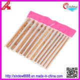 Crochet de Crochet de bambou Set (d'aiguille à tricoter XDHH-005)