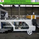 Chaîne de production en plastique de feuille de PC de PMMA machine de fabrication de plaque en plastique