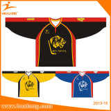 Healong volles Sublimation-freies Beispieleis-Hockey Jersey