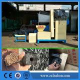 Bio máquina del enladrillado de la prensa de la briqueta de madera Zbj-80/del serrín bio