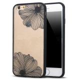 iPhone аргументы за телефона ретро способа картины цветка роскошное
