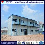 Maison-Construction préfabriquée moderne de Jeter-Construction préfabriquée en acier