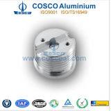 Partes anodizadas alumínio personalizadas com fazer à máquina do CNC