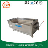 Machine à laver rotatoire d'écaillement de nettoyage de machine à laver et de pomme de terre
