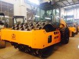 Rullo compressore vibratorio del singolo timpano idraulico pieno da 12 tonnellate (JM612H)